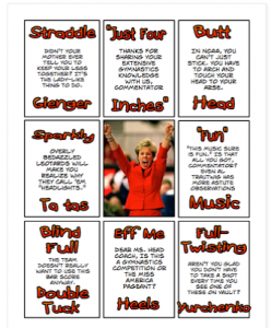 NCAA Bingo by Uncle Tim