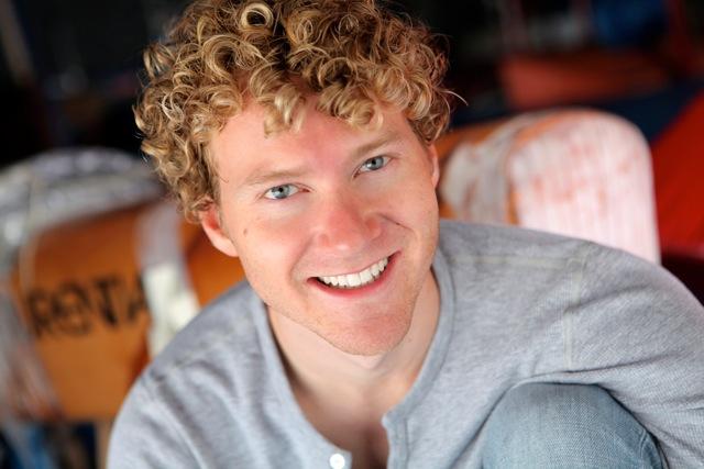 Olympic Champion, Kyle Shewfelt.