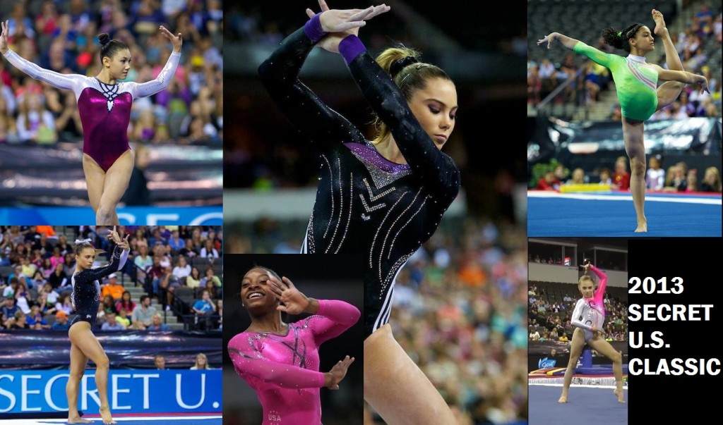 mykaya maroney kyla ross secret classic 2013