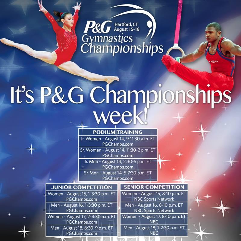 gymnastics national championships 2013