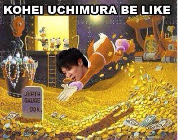 kohei be like duck tales