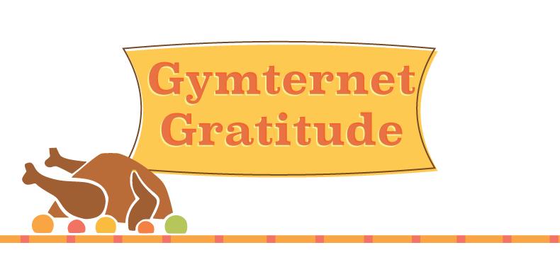 Gymternet Gratitude