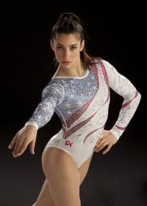 aly raisman interview leotard