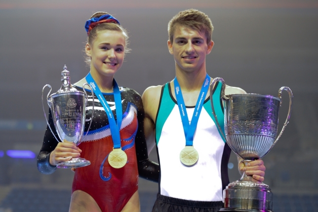 rebecca tunney max whitlock 2014 championships