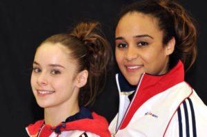 Catherine Lyons & Rochelle Douglas
