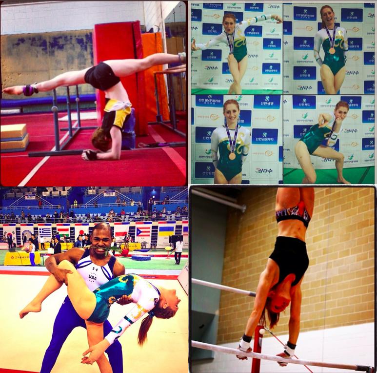 gymnast olivia vivian