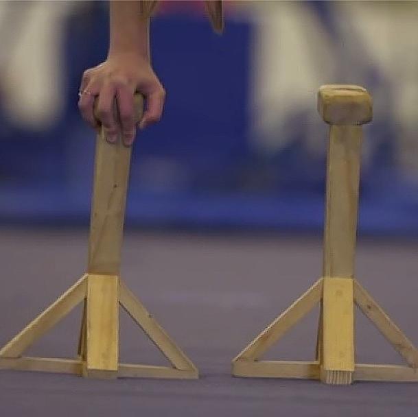 handstand acro blocks