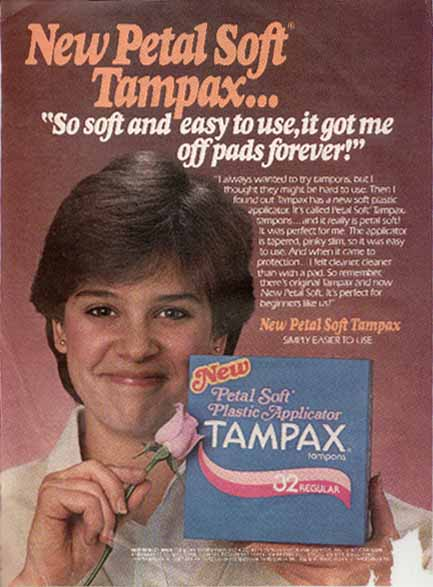 MaryLou Tampax