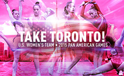 us gymnastics team pan am games 205