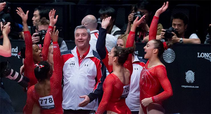 171: Women's Team Finals Recap from 2015 World Championships