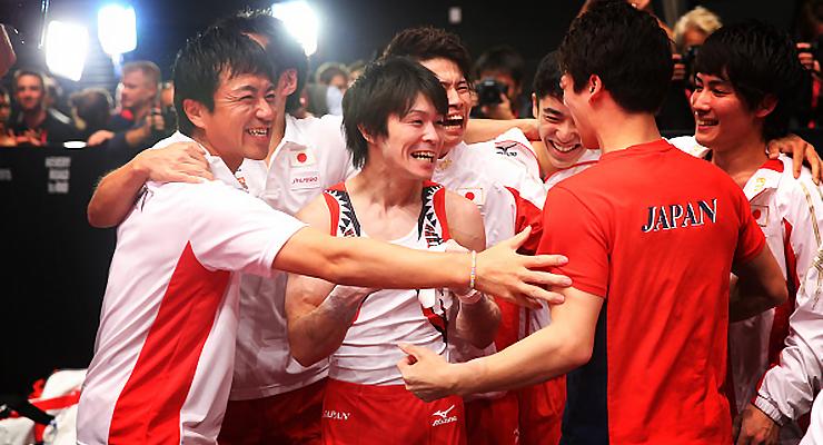 172: Men's Team Finals Recap from 2015 World Championships
