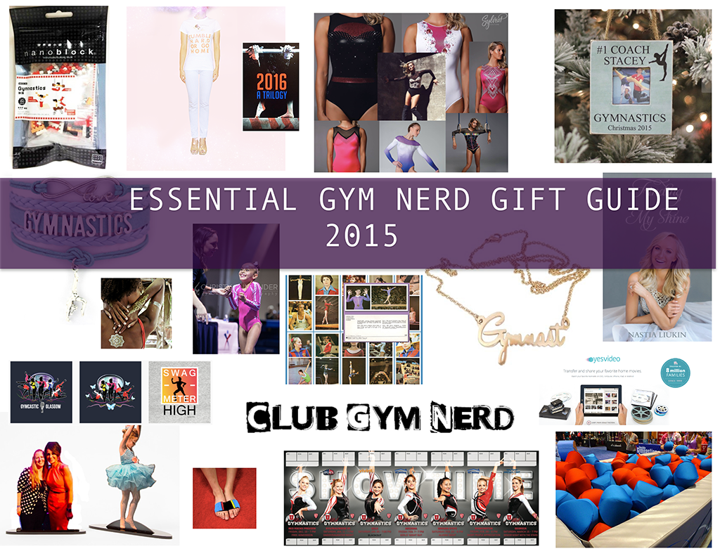 The Essential Gym Nerd Gift Guide