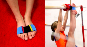 gymnastics gift guide gymcastic sticky toes tumbl trak