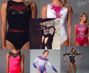 gymnastics gift guide leotards by sylvia p couture
