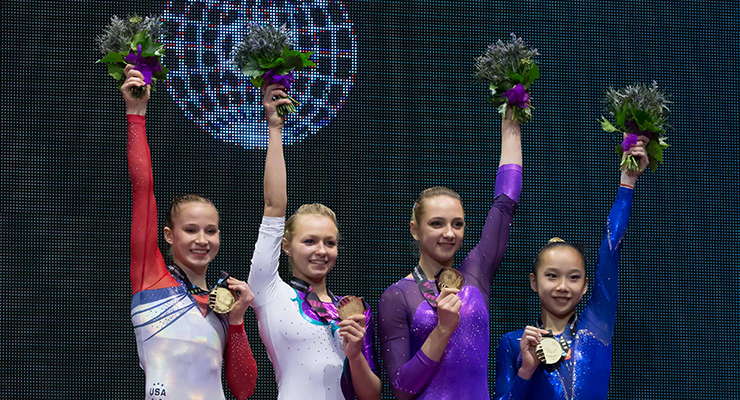 Kocian, Spiridonova, Komova, and Yilin