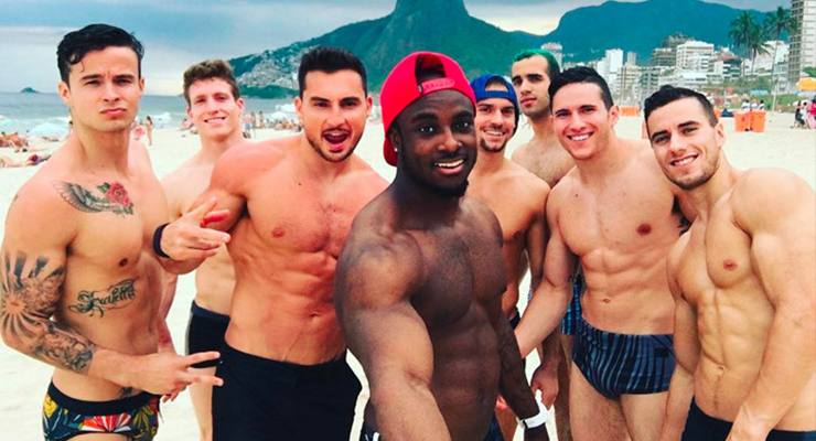 sexy male gymnasts in speedos in brazil