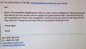 Marquez email