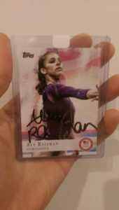 Aly Raisman bballcard