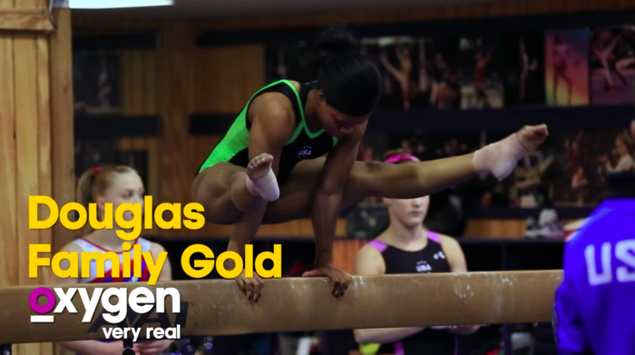 Douglas Family Gold: World Selection Camp