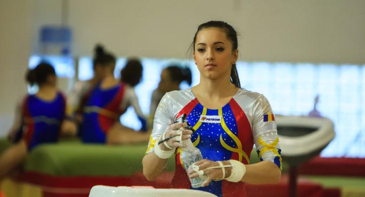 Romanian gymnastics 2016
