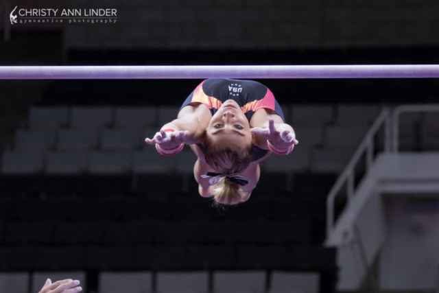 Ashton Locklear on bars