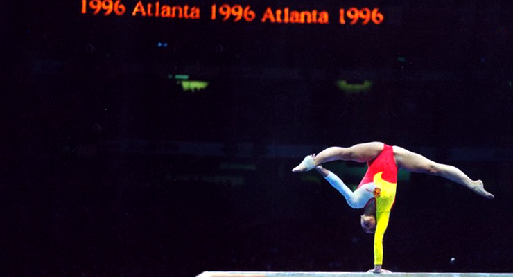 256: 1996 Olympic All-Around Final (Commissioned)