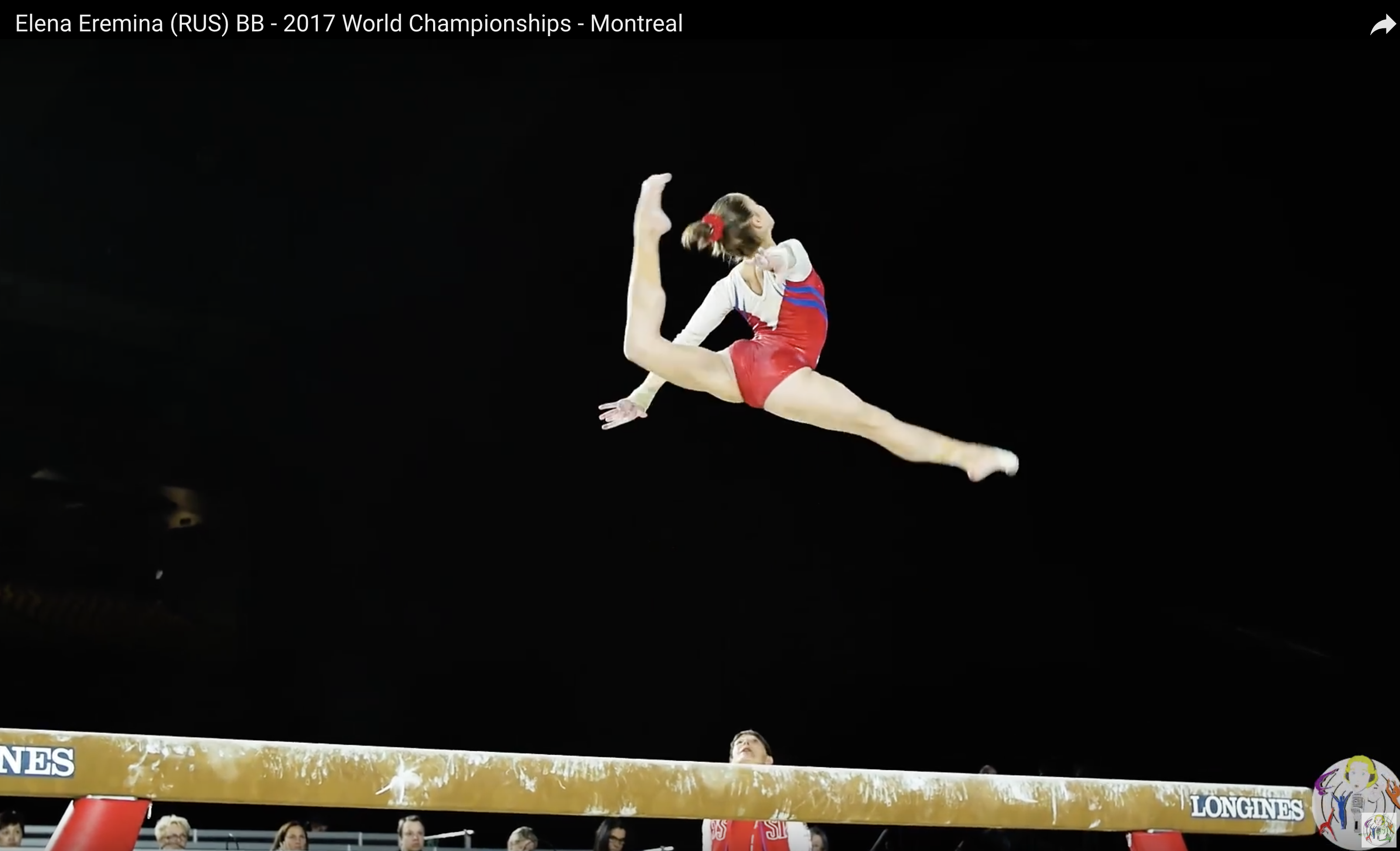 2017 Artistic Gymnastics Championships in Montreal