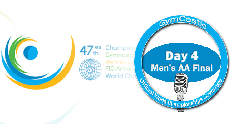 273: World Championships Day 4 — Men's All-Around Final
