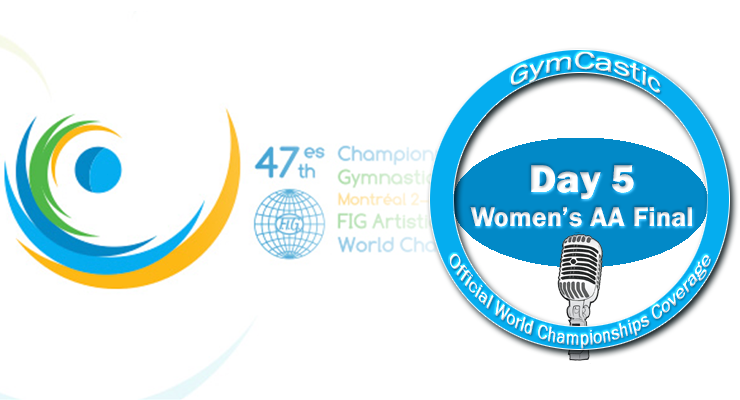 274: World Championships Day 5 — Women's All-Around Final