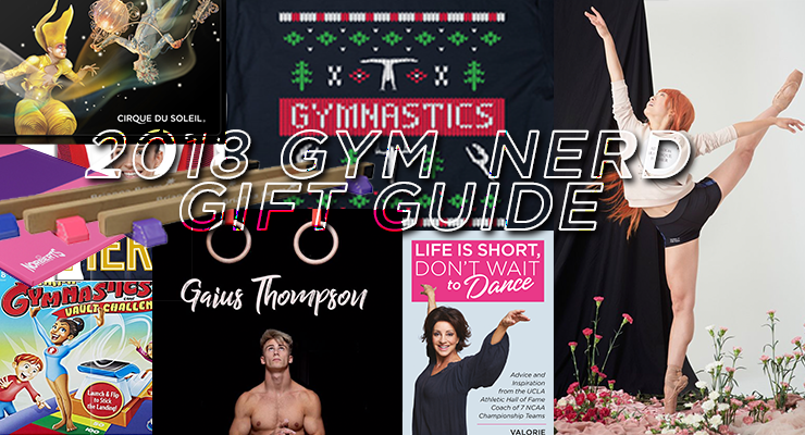 2018 GymCastic Gift Guide
