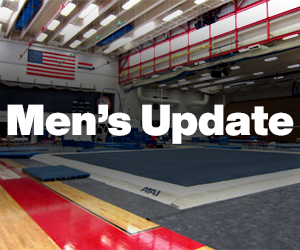 Team USA Men's Gymnastics Update