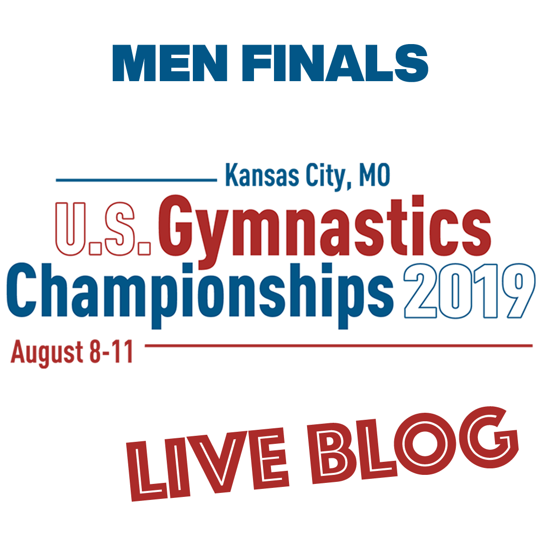 Live Blog: 2019 U.S. National Championships – Men Finals, August 10th
