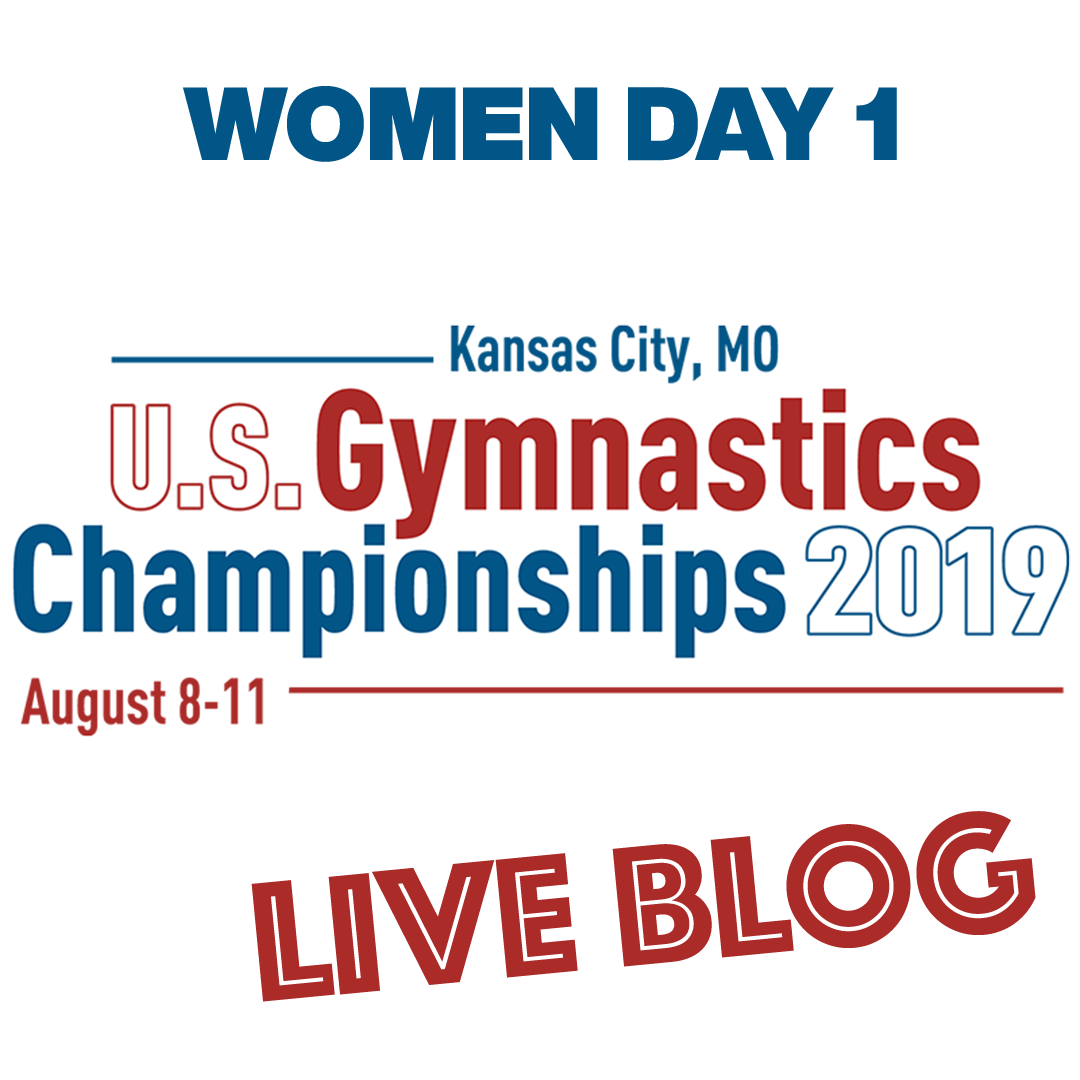 Live Blog: 2019 U.S. National Championships – Women Day 1, August 9th