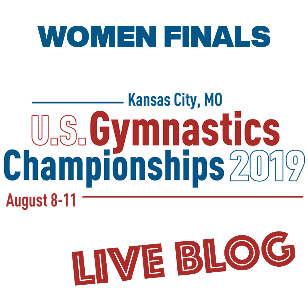 Live Blog: 2019 U.S. National Championships – Women Finals, August 11th