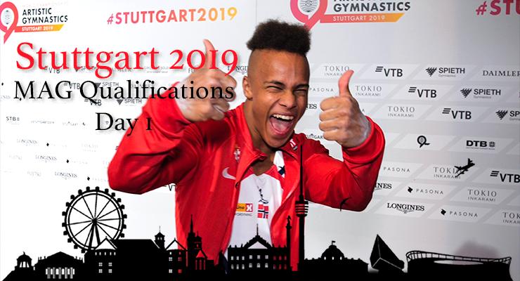 390: 2019 Worlds – Men's Qualification Day 1