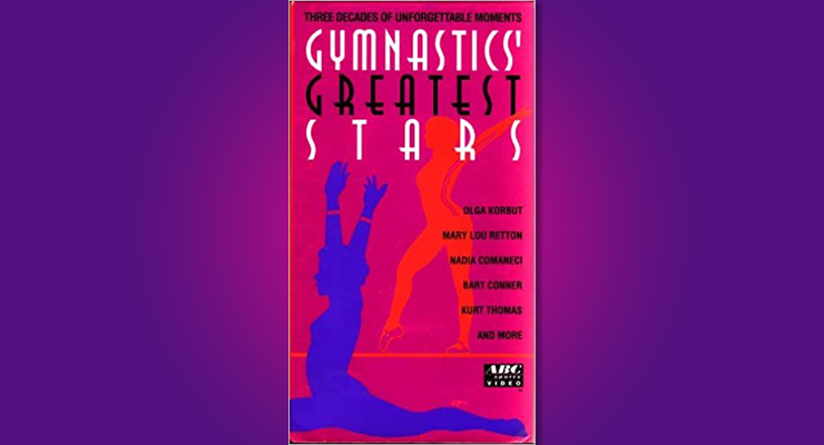 443: Gymnastics' Greatest Stars (Commissioned)