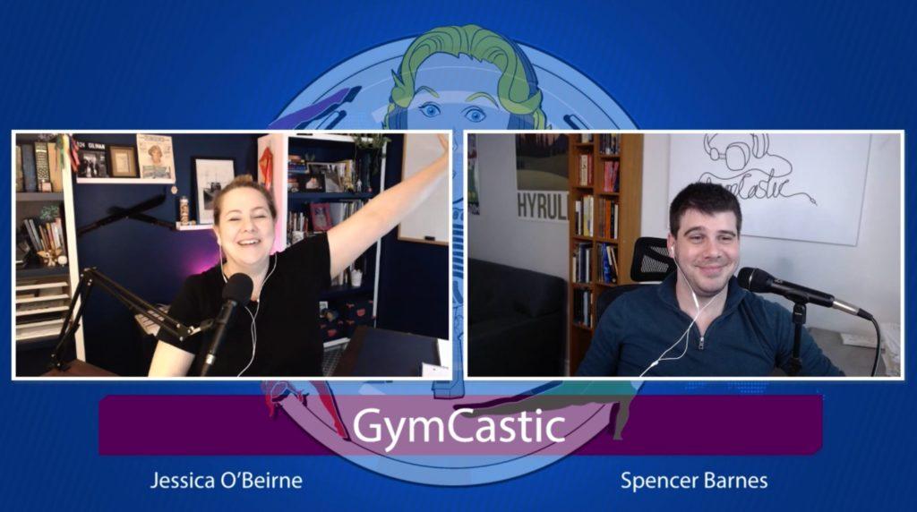 gymcastic secret podcast