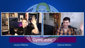 behind the scenes video gymcastic feb 5 2020