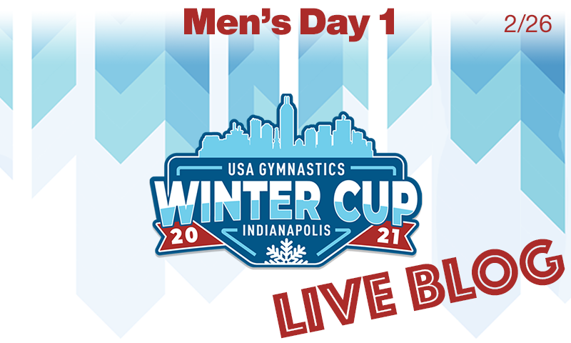 Live Blog: Winter Cup – Men's Day 1