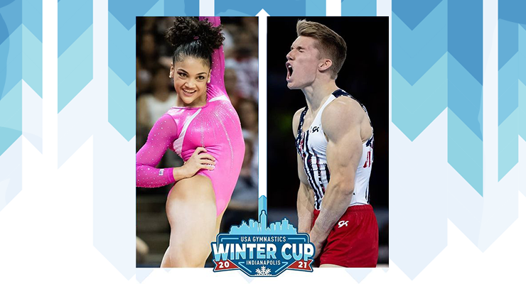 BTS: Junior WAG Live from Winter Cup
