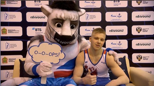 Gymnastics International 5: 2021 Russian Championships