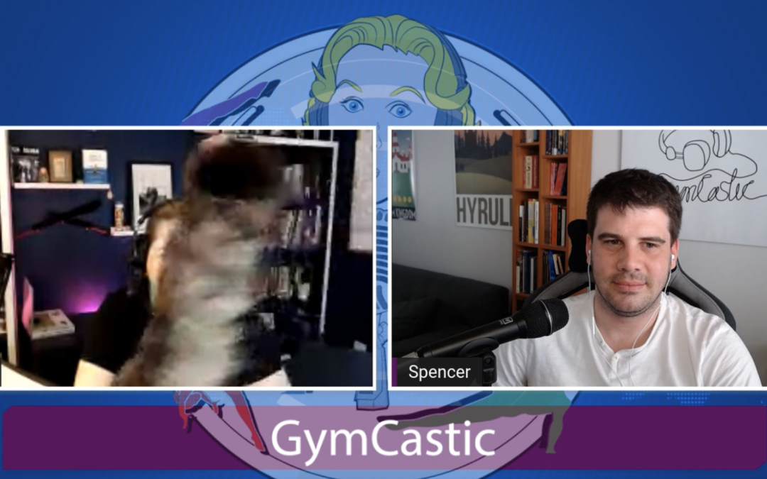 Behind The Scenes: Gymnastics Time Warp