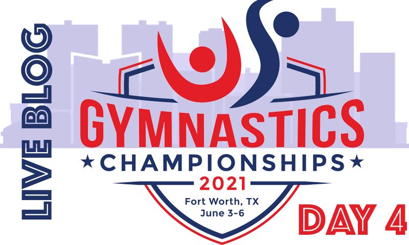 Live Blog: 2021 U.S. Championships – Jr. & Sr. Women Finals