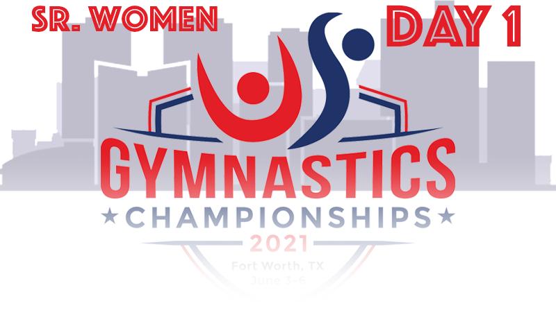 Day One Women's Gymnastics Championships 2021