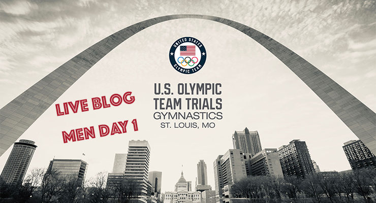 Live Blog: 2021 Olympic Trials, Men Day 1