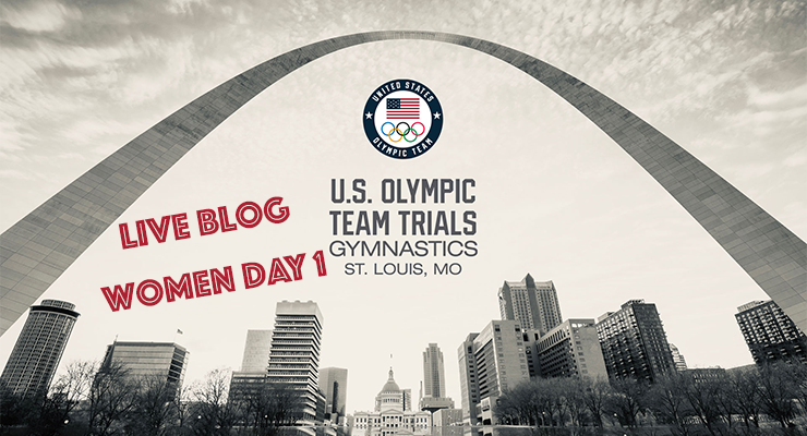 Live Blog: 2021 Olympic Trials, Women Day 1