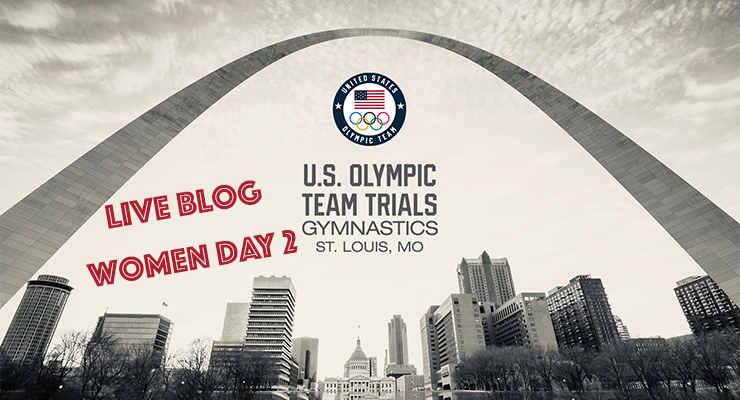 Live Blog: 2021 Olympic Trials, Women Day 2
