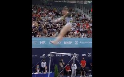 Gymnastics International: It's Not Nabs!