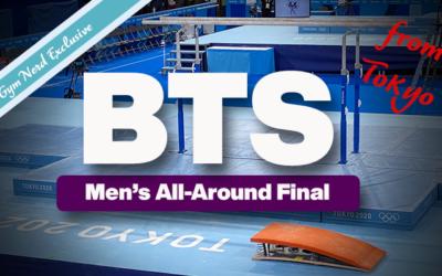 Behind The Scenes: Tokyo Olympics Men's AA Finals