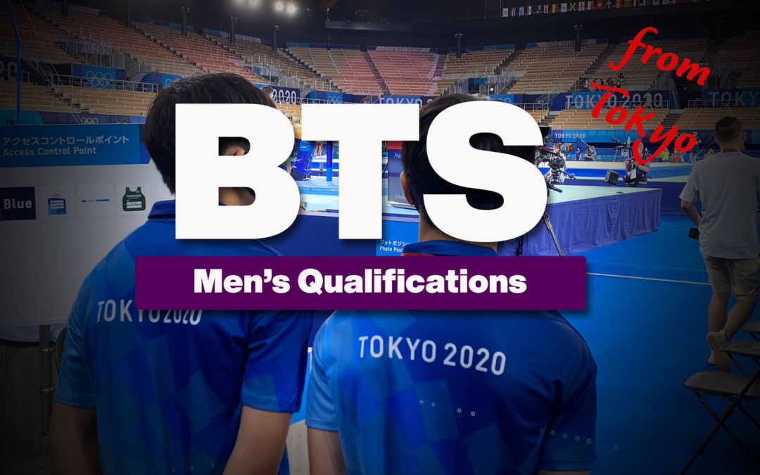 Tokyo Olympics: Men's Qualifying